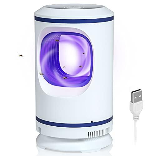 Kenuo Insektenvernichter, Elektrischer Insektenvernichter, UV Mückenfalle, USB Insektenfalle...