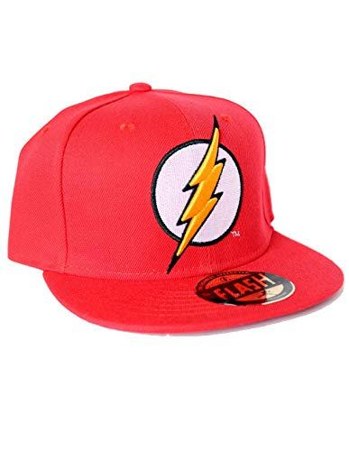 Casquette The Flash DC Comics - Logo Basic