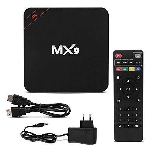 Tv Box mx9 transforme sua tv em smartv