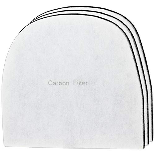 Spares2go Carbon Filter compatible with Ebac 2000 Series 2600e 2600ex 2650e Dehumidifier (Pack of 3)