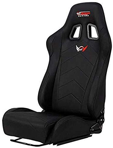 GT OMEGA Racing XL RS Seat + Seat Sliders