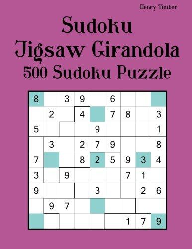 Sudoku Jigsaw Girondola 500 Sudoku Puzzle