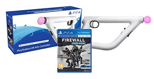 Aim Controller + Firewall Zero Hour VR - Playstation 4