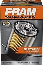 Fram TG16 Tough Guard TG16 Premium Oil Filter, Spin On - Quantity 6