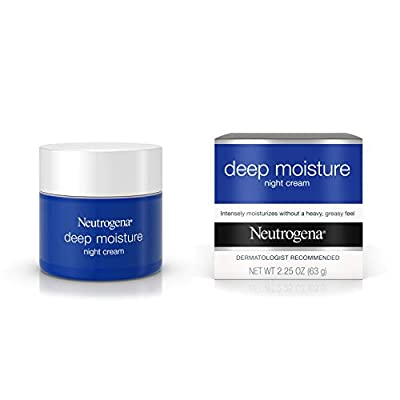 Neutrogena Deep Moisture Night