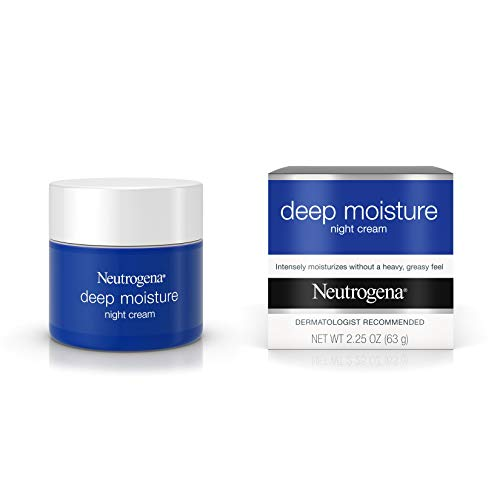Neutrogena Deep Moisture Night Crea…