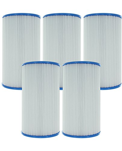 Guardian Filtration - 5 Pack Pool & Spa Filter Replacement for...