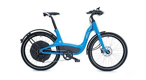 Elby Bike Europe Elektrofahrrad E-Bike, Blau, One Size