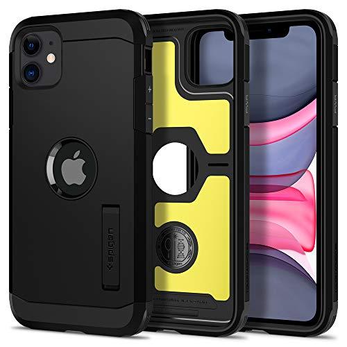 Spigen Tough Armor Designed for Apple iPhone 11 Case (2019) - XP Black
