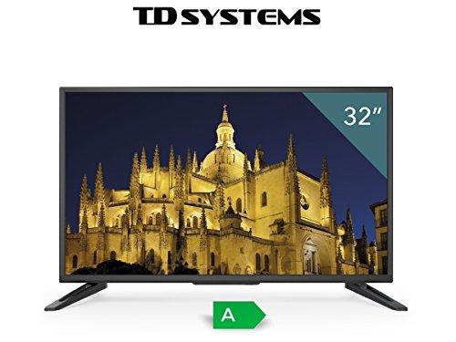 TD Systems K32DLT6H – El televisor con resolución UHD