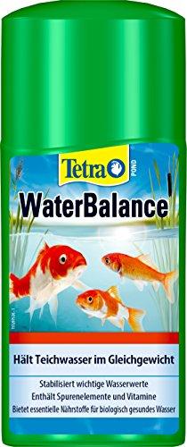 Tetra Pond Water Balance