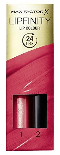 3 x Max Factor Lipfinity Lipstick Two Step New In Box - 026 So Delightful