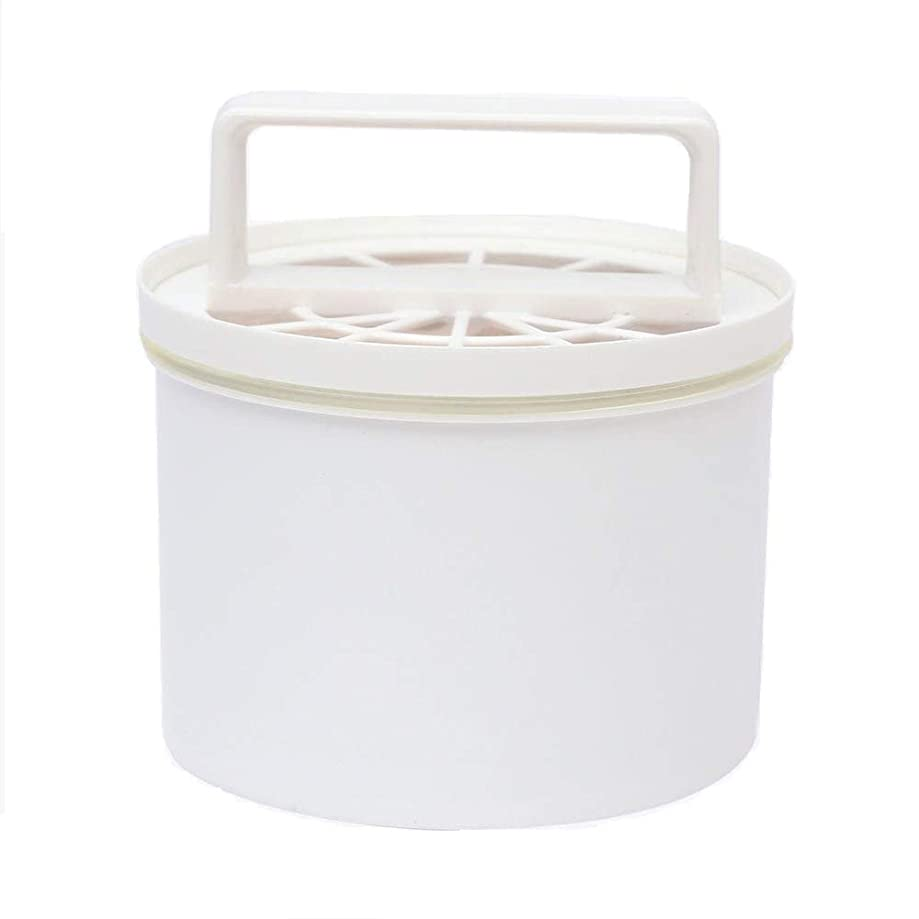 存在見物人シートサンエイ化学 【ピュアメーカー】 卓上型精製水器 カートリッジ × 1 イオン交換樹脂 精製水