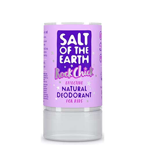 Déodorant naturel Salt Of The Earth Rock Chick - Pour fille