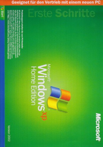 Windows XP Home inkl. Service Pack 3