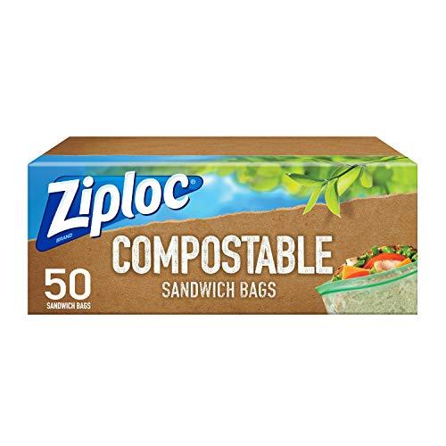Ziploc Compostable...