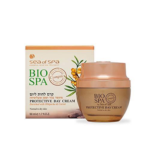 'Sea of Spa' Bio Spa Active Day Cream (normal to dry skin) PARABEN FREE - Bio Spa Crème de Jour de Protectrice (pour les peaux normales sèches) SANS PARABEN