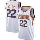 Camiseta de manga corta para hombre, diseño de baloncesto y deportes diarios, color blanco