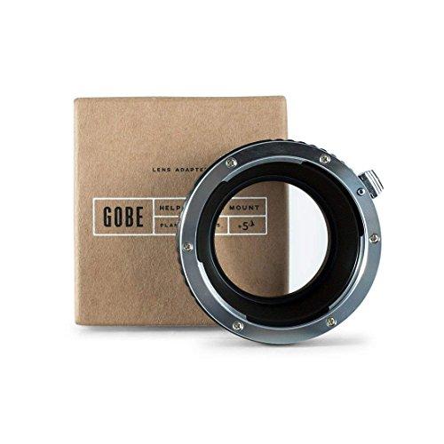Gobe Lens Mount Adapter: Kompatibel mit Canon EOS (EF/EF-S) -Objektiv und Leica M-Kameragehäuse
