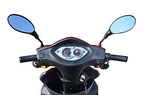 Elektromobil 3 Rad Seniorenfahrzeug Seniorenmobil Bild 2*