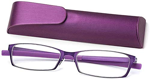 WBMKH Stylische, tragbare Lesebrille, HD-Anti-Blaulicht-Handy-Brille, Haustier-Regenmantel