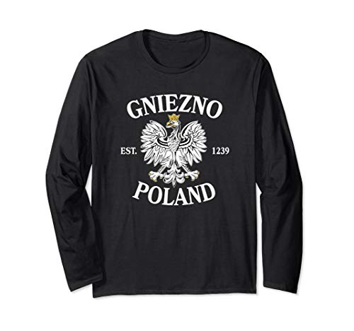 Gniezno Poland Long Sleeve T-Shirt
