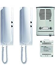 Vimar 885E twee-kamer-citroensysteem 4 + 2 cond. 88TD + 8870