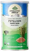 Organic India Pshyllium Whole Husk - 100Gm (Pack Of 2)