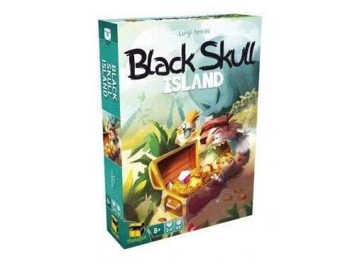 Black Skull Island - Juego de Mesa