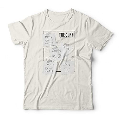 Camiseta The Cure Friday I'm In Love