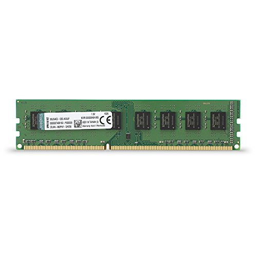 Kingston KVR1333D3N9H/8G Arbeitsspeicher 8GB (DDR3 Non-ECC CL9 DIMM, 240-pin, 1,5V)