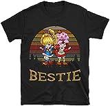 Bestie Strawberry Shortcake Vintage Dmn103 - Tshirt Best Unisex Shirt for Women Trending Men T-Shirt