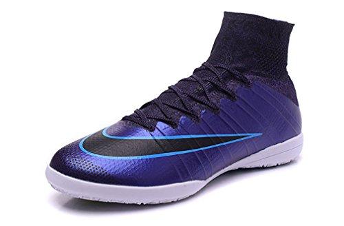 mercurialx Proximo ic-mens boots-indoor High Top Fußball Schuhe Fußball Stiefel, Herren, blau, UK9.5/EUR44