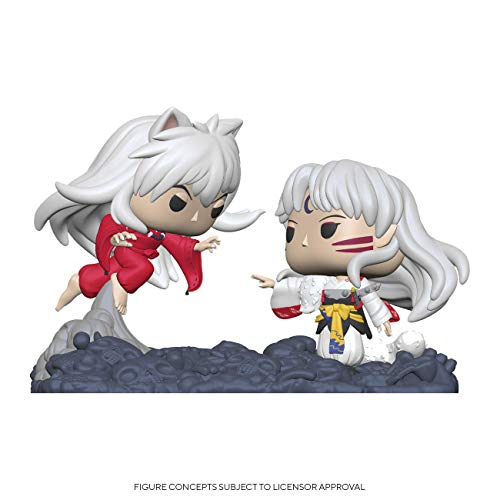 Pop! Moment: Inuyasha- Inuyasha Vs. Sesshomaru