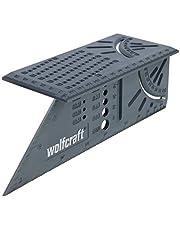 Wolfcraft 5208000 3D-verstekhoek 150 x 275 x 66 mm