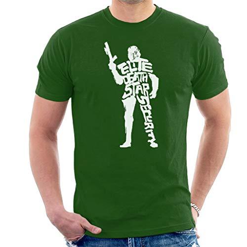 Star Wars Rogue One Elite Death Star Security - Camiseta para hombre