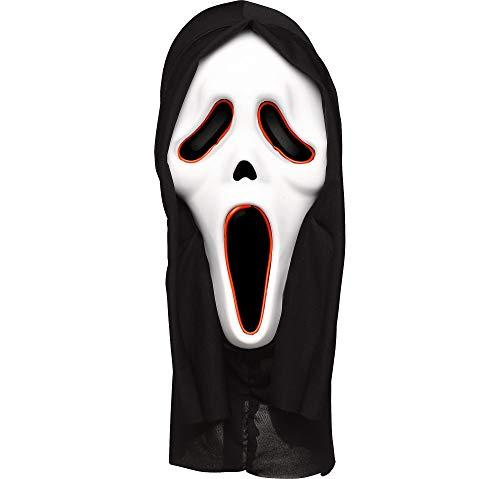 Fun World Adult Scream Illumo Ghostface Costume Mask