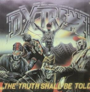 TRUTH SHALL BE TOLD LP (VINYL) DUTCH SILENZ 1990