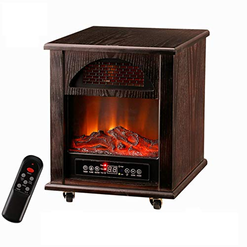 1000sq ft electric fireplace - 2