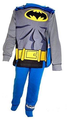 Batman Jungen Neuheit Pyjamas Alter 7-8 Jahre
