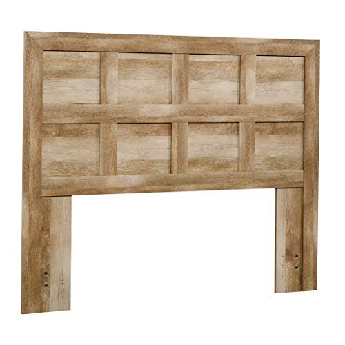 Sauder Dakota Pass Headboard, Full/Queen, Craftsman Oak finish
