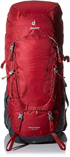 Deuter Aircontact 45 + 10 Casual Daypack 78 Centimeters 55 Multicolour...