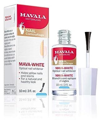 Mavala Mava-White uñas óptico
