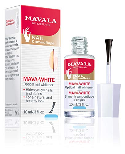 Mavala Mava-White Optical Nail, 0.34 Ounce