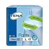 Slip einlagen für Inkontinenz Case Saver 4X Tena Windeln Maxi–Large (100–135cm/40–53in) 10Stück - 2