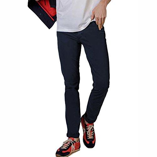 El Ganso 1020s180036 Pantalones, Azul (Marino), WNA(Tamaño del Fabricante:38) para Hombre