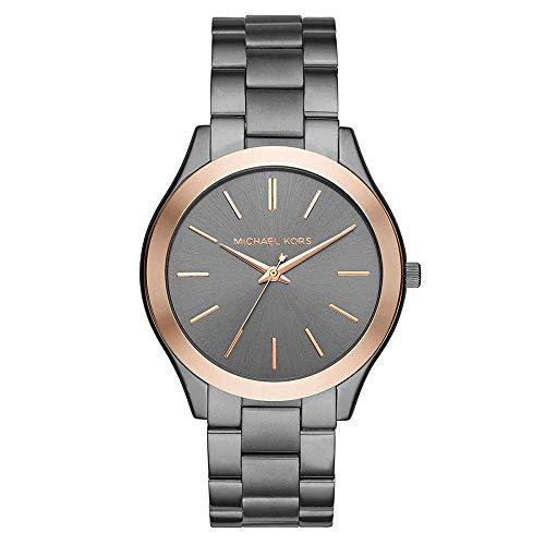 Relógio Michael Kors Feminino Slim Runway - Mk8576/5pn