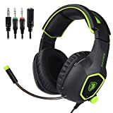 Sades Gaming Headset Pcs Review and Comparison