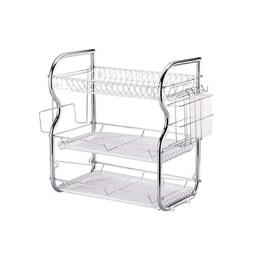 Qiutianchen Küche Lagergestell Haushaltsraum Aufbewahrungsbox Waschbecken Waschbecken Abfluss Aufbewahrungsbox Küchenregal