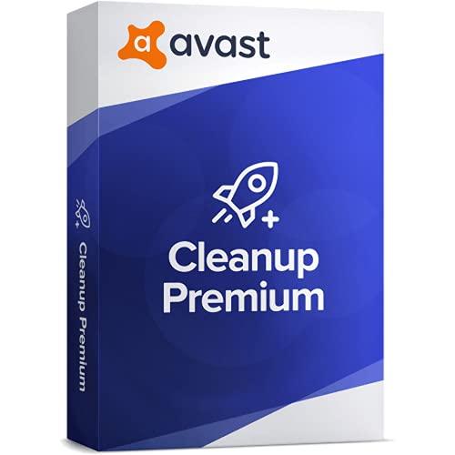 Avast Cleanup Premium - 2 Year/ 1-PC